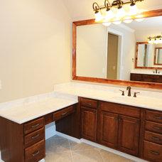 Traditional Bathroom by Collins Design-Build, Inc.