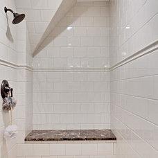 Traditional Bathroom by Blake Shaw Homes, Inc