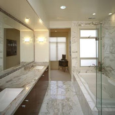 Contemporary Bathroom by Team 7 International