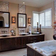 Traditional Bathroom by Reveal Studio