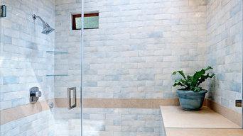 Award-winning bathroom by Bilgart Design