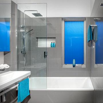 Award-Winning Futuristic Bathroom Design