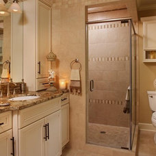Traditional Bathroom by Starcom Design/Build