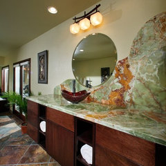 asian bathroom by Shasta Smith - Allied ASID, CID #6478