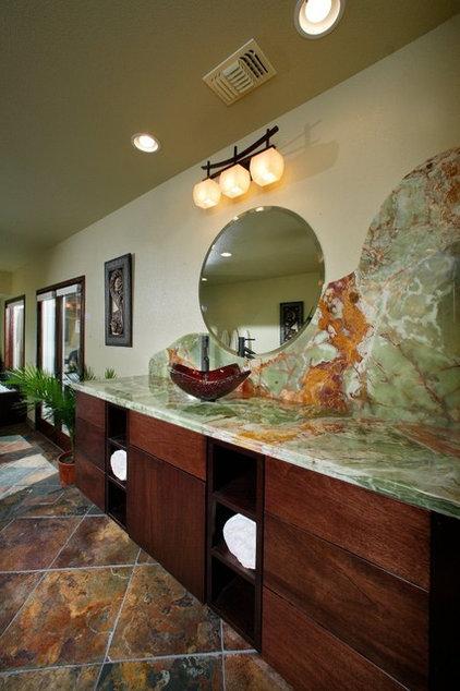 Asian Bathroom by Shasta Smith - CID #6478