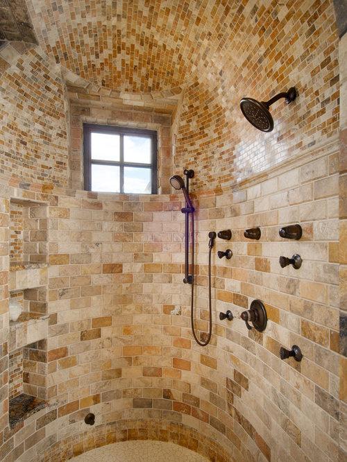 Moen Vertical Spa Shower | Houzz