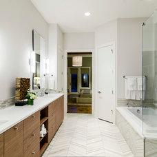 Contemporary Bathroom by John Lively & Associates