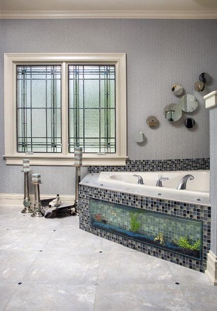 Mediterranean Bathroom by CDI: Choice Designs, Inc.