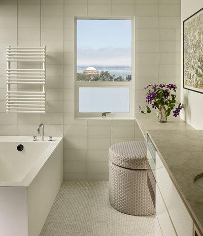 Contemporary Bathroom by Hulburd Design