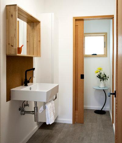 Contemporáneo Cuarto de baño by ilumus photography & marketing