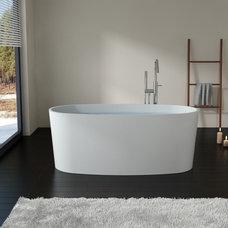 Modern Bathtubs by Badeloft