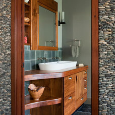 Contemporary Bathroom by Osborne Architects
