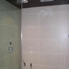 Contemporary Bathroom by AMS Interior Design