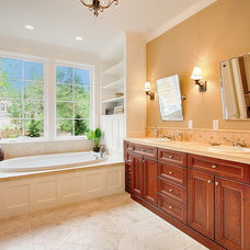 Traditional Bathroom by Shuler Architecture
