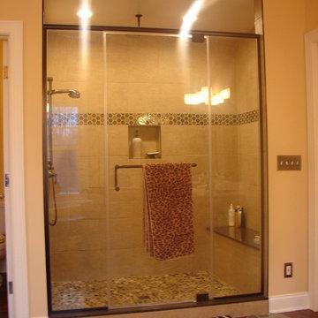 Bainbridge Master Bath; Laurel Springs