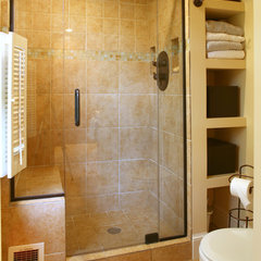traditional bathroom by Lonny @ Kitchen and Bath, Etc.