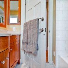 Traditional Bathroom Baker Remodel