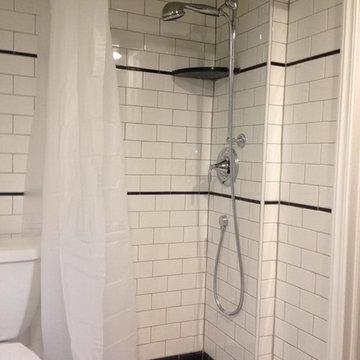 Bala Cynwyd Wet Room Bath