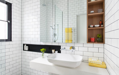 15 Bathrooms That Make the Most of Less Space