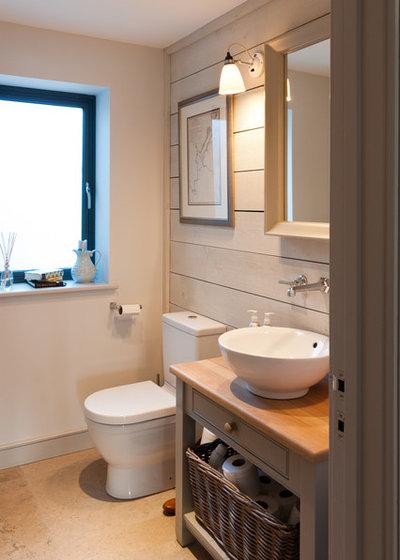 Coastal Bathroom by Andrew Lethbridge Associates