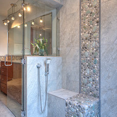 Contemporary Bathroom by Allure Designs