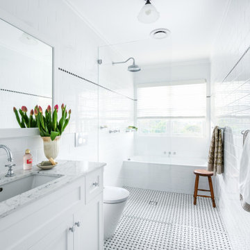 Balgowlah - Main Bathroom