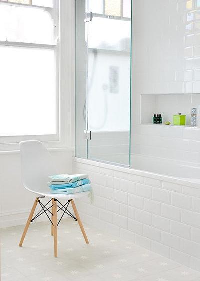 Contemporary Bathroom by Into interior design
