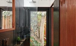 Bali Inspired Master Bath