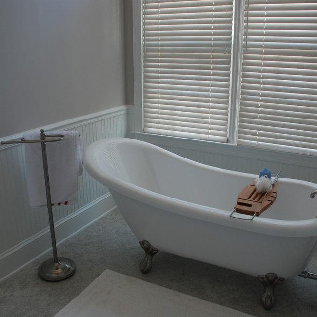 Adirondack construction denver nc design build firms for Adirondack bathroom design