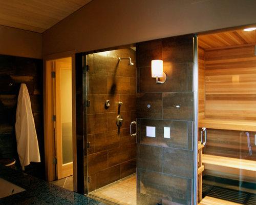 Sauna change room design ideas remodel pictures houzz