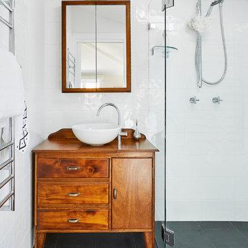 Balmain cottage - ensuite bathroom