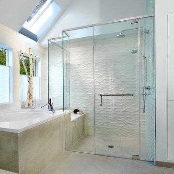 balmy project - master en suite bathroom