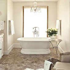 Contemporary Bathroom by Studio41 Home Design Showroom | Chicago