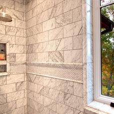 Traditional Bathroom by Morgan-Keefe Builders, Inc.