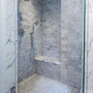 Salle de bain romantique Baltimore : Photos et idées déco de ...