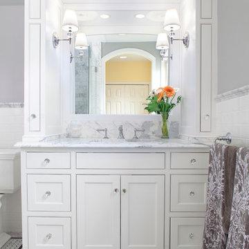 Baltimore Master Bathroom