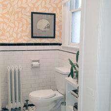 Traditional Bathroom by BGDB Interior Design