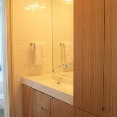 Contemporary Bathroom by Neuhaus Design Architecture, P.C.