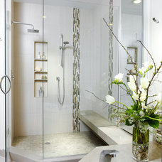 contemporary bathroom by C Modern
