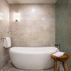 Contemporary Bathroom by AKL Designer Kitchens
