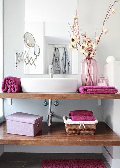 エクレクティック 浴室 by Sergio Olazabal - 2arquitectos