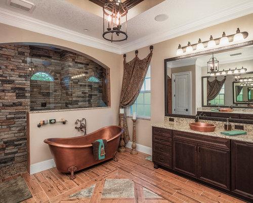 southwestern bathroom design ideas remodels photos
