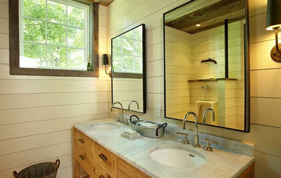 Choose Your Bathroom's Style From These 9 Looks