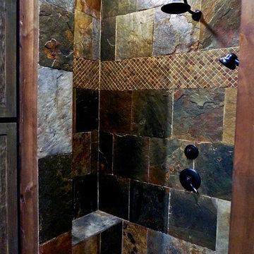 Barn Apartment Shower