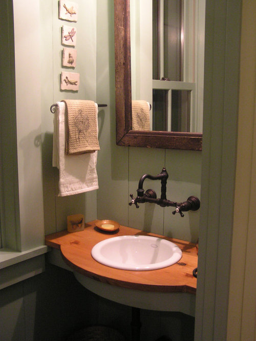 chunky hair styles rustic half bath ideas pictures remodel and decor 6457