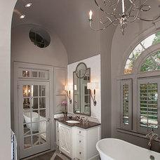 Traditional Bathroom by John Rogers Renovations, Inc.