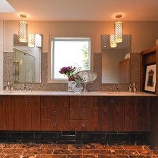Modern Bathroom by Astro Design Centre