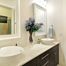 Contemporary Bathroom by John Cameron Custom Homes
