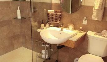 Barrier Free ADA Compliant Bath
