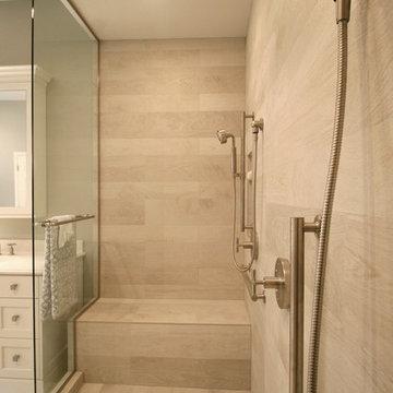 Barrier-free bathroom